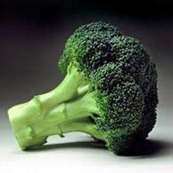 BROCCOLI IS GOOD FOR THE HEART AND BLOOD VESSELS