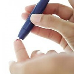 HIGH BLOOD SUGAR IS TREATED WITH DIET AND HERBS