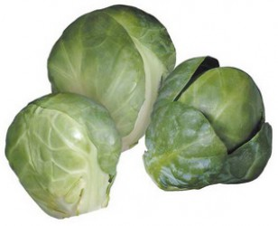 BRUSSELS SPROUTS ARE RICH IN FOLIC ACID