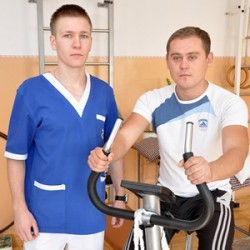 TREATMENT OF THE SPINE WITH THE HELP OF PHYSICAL EXERCISES