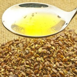 CANDLES AND FLAXSEED OIL CAN HELP WITH FEMALE ILLNESSES