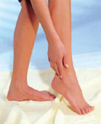 HOW TO REMOVE FATIGUE OF LEGS
