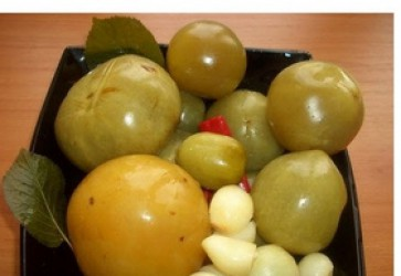 HOMEMADE PICKLES - HEALTHY FOOD FOR THE BODY