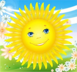 """EXERCISE """"SUN"""" WILL MAKE HAPPY YOU AND YOUR FAMILY"""